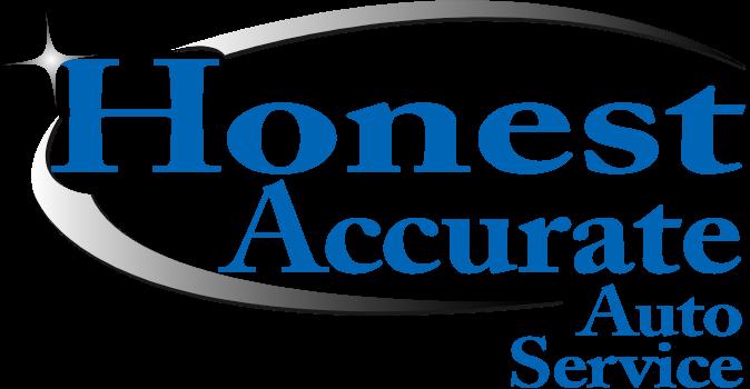 Honest Accurate Auto Logo